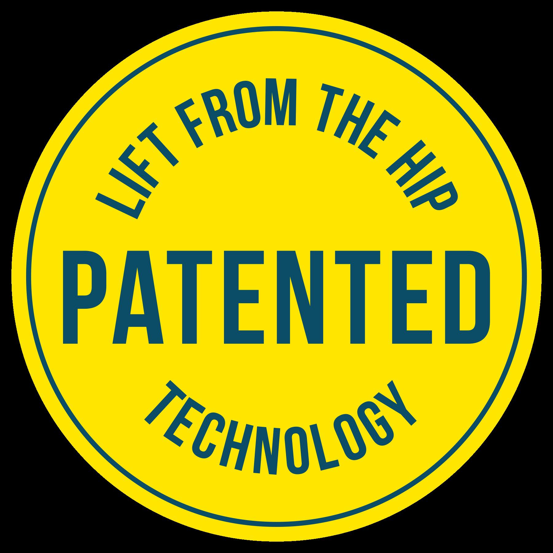 LightSpeed Lift, Patented Technology